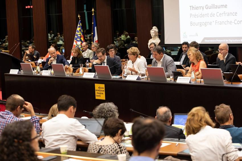 Des pistes pour lutter contre les effets du changement climatique ont été exposées lors de la Conférence agricole