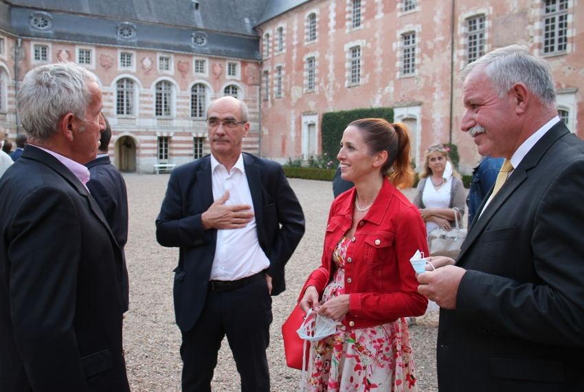 Le mécénat à la puissance deux pour GROUPAMA Paris Val-de-Loire : soirée au château pour mélomanes avertis !