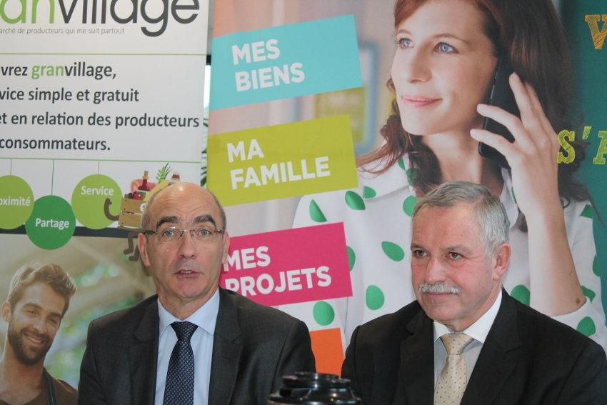 GROUPAMA Paris Val-de-Loire : une rencontre informative pour expliquer l'ancrage territorial…