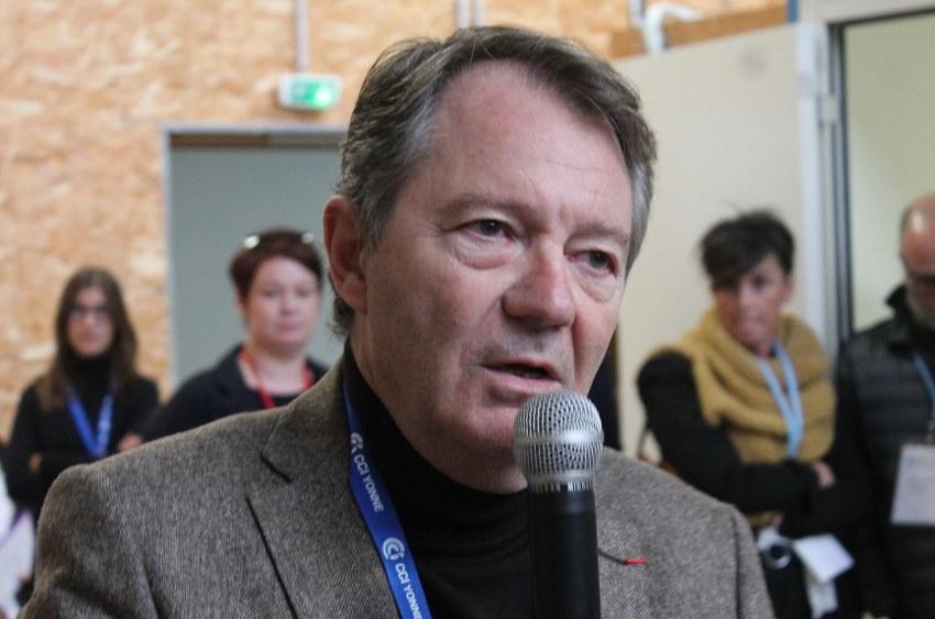 La plateforme POSITIV'EMPLOI confirme son succès : Alain PEREZ (CCI) en est toujours un ambassadeur de poids…