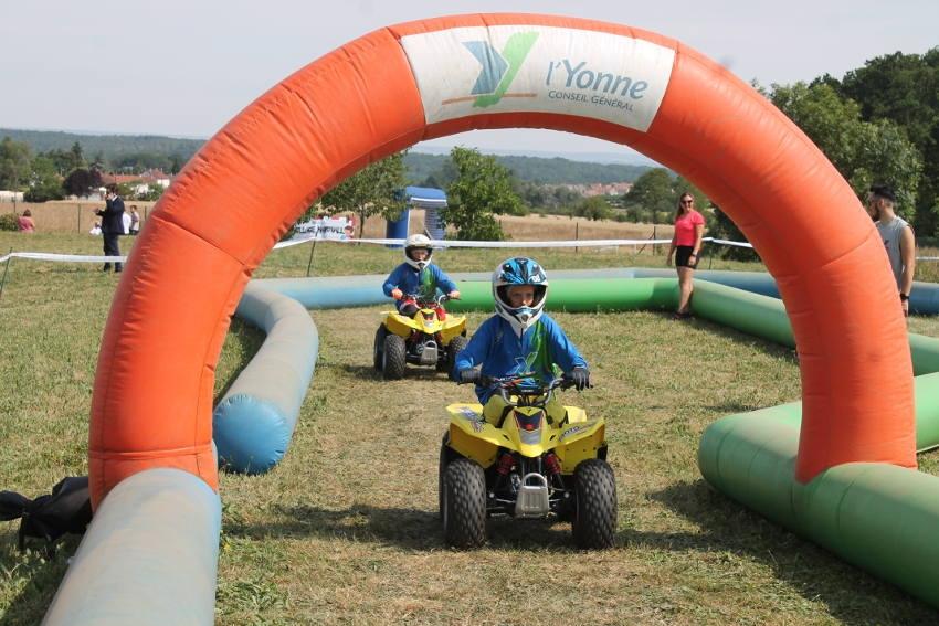Les excès de chaleur perturbent Yonne Tour Sport : deux dates sont d'ores et déjà annulées…
