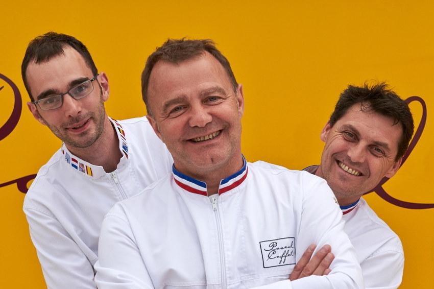 Le M.O.F. pâtissier Pascal CAFFET présidera la 4ème édition des Talents Gourmands du Crédit agricole…