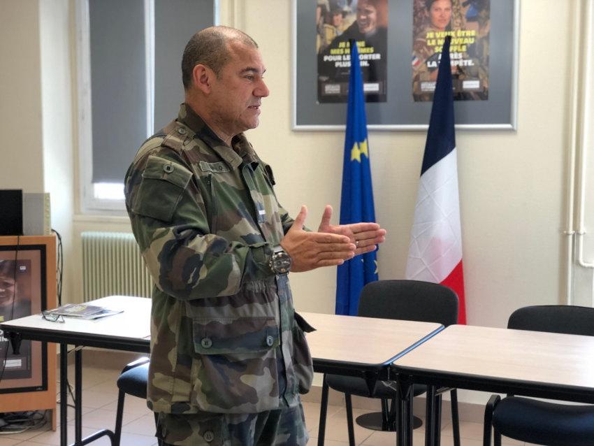 Le CIRFA toujours aussi opérationnel : sept nouvelles recrues rejoignent les rangs de l'Armée de terre…