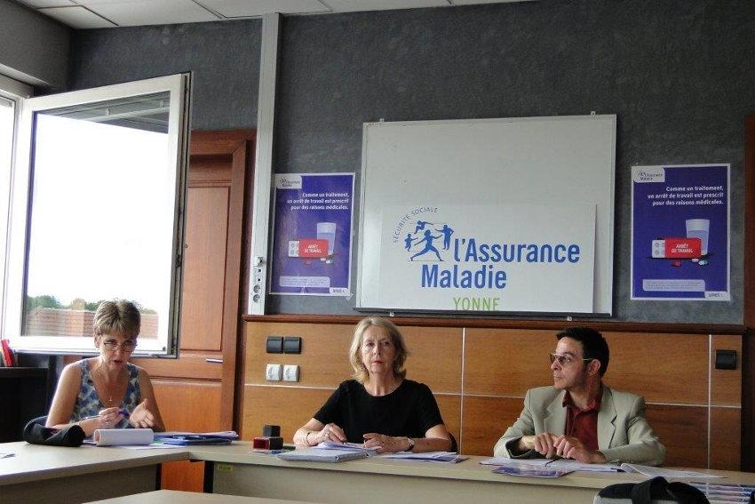En hausse de 3,2 % par rapport à 2017, les arrêts de travail ne connaissent pas la crise dans l'Yonne…