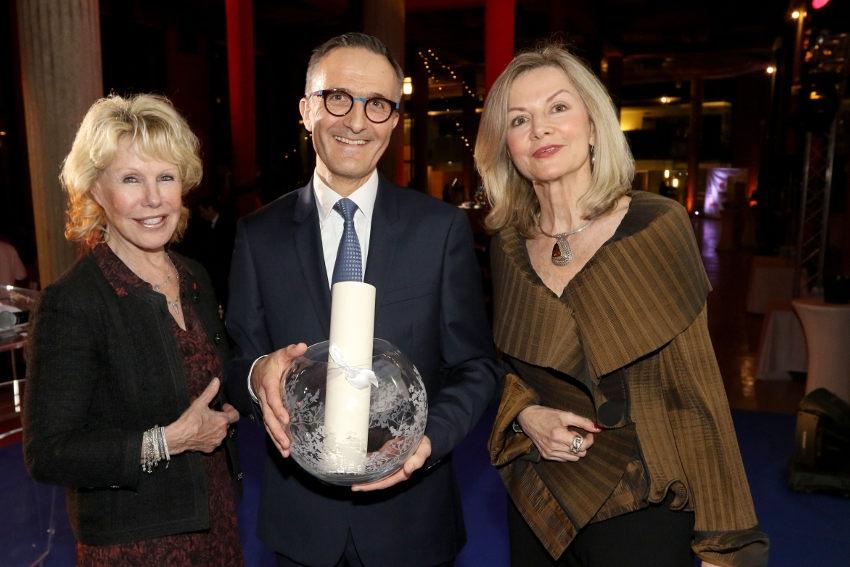 L'industriel franco-suédois SKF auréolé d'une récompense internationale : celui de l'engagement de l'année !