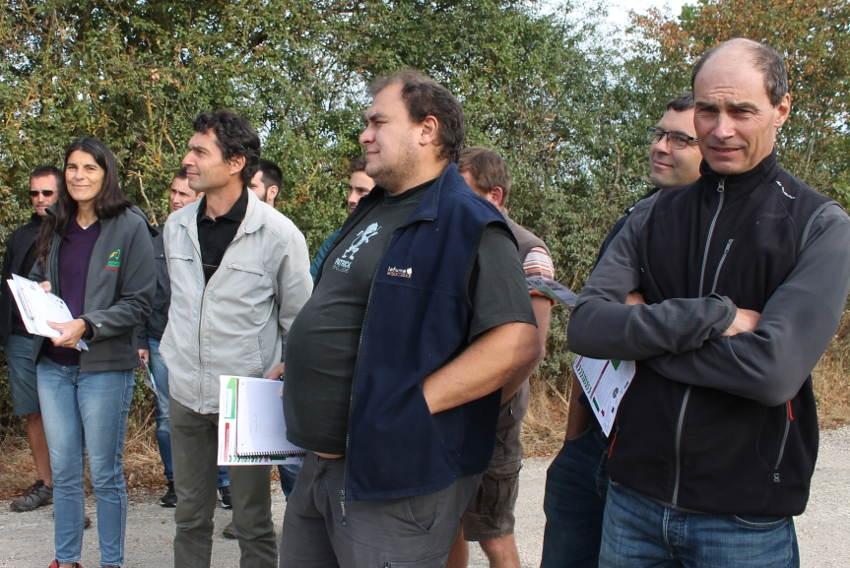 Une série de rencontres « INNOV ACTION » a eu lieu dans l'Yonne : les agriculteurs parlent aux agriculteurs !