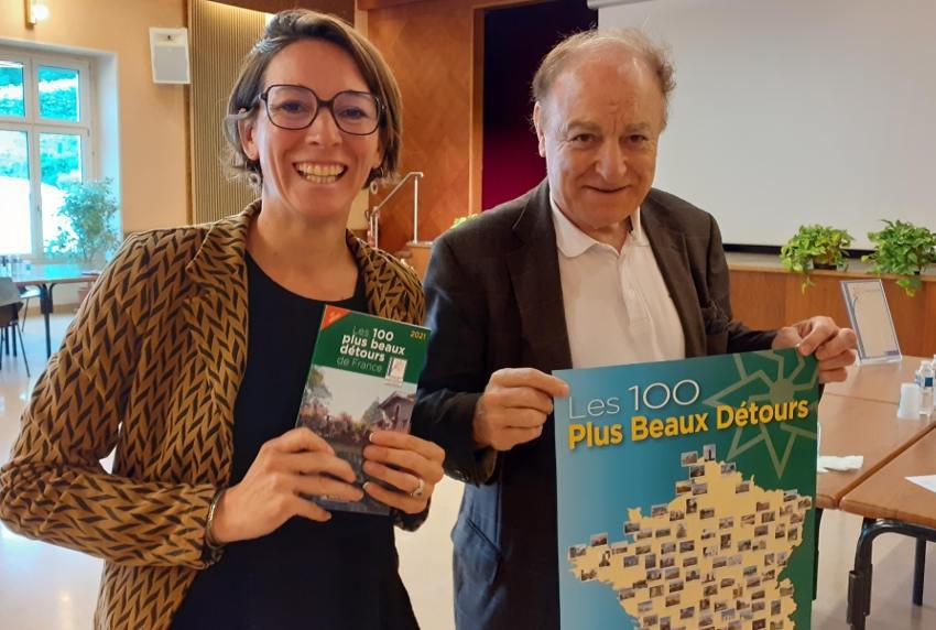 Les rencontres régionales des « Plus Beaux Détours de France » font étape à Joigny, ville adhérente depuis 2000