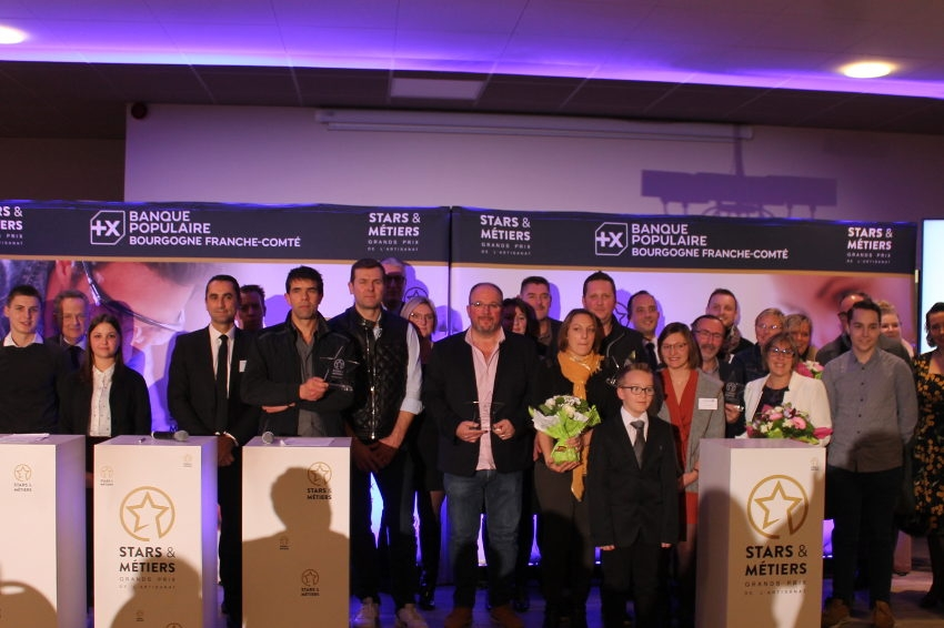 Le prix Stars et Métiers livre son verdict : et les vainqueurs de l'édition 2019 sont …les artisans de l'excellence