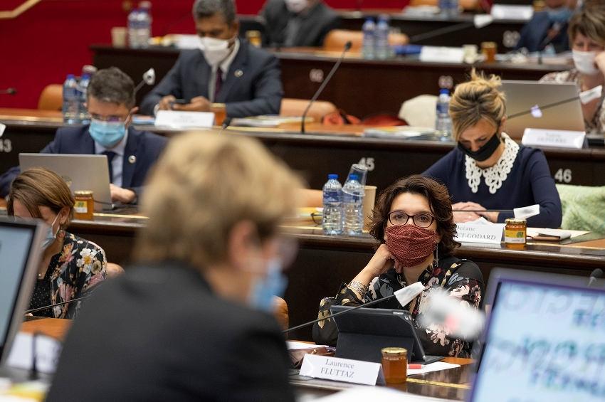 Report de l'assemblée plénière : la non-promulgation d'un texte de loi empêche les élus régionaux de se réunir…