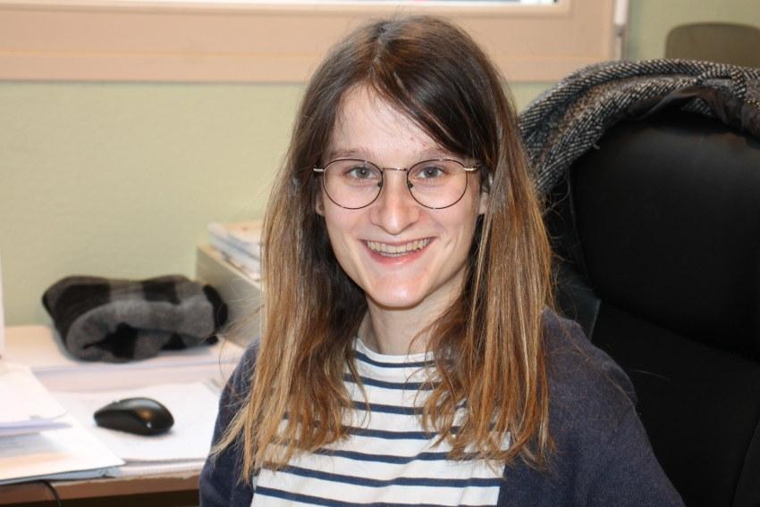 Noémie TARDIVON est le nouveau visage de la CAPEB : jeune diplômée, juriste et enfin opérationnelle !