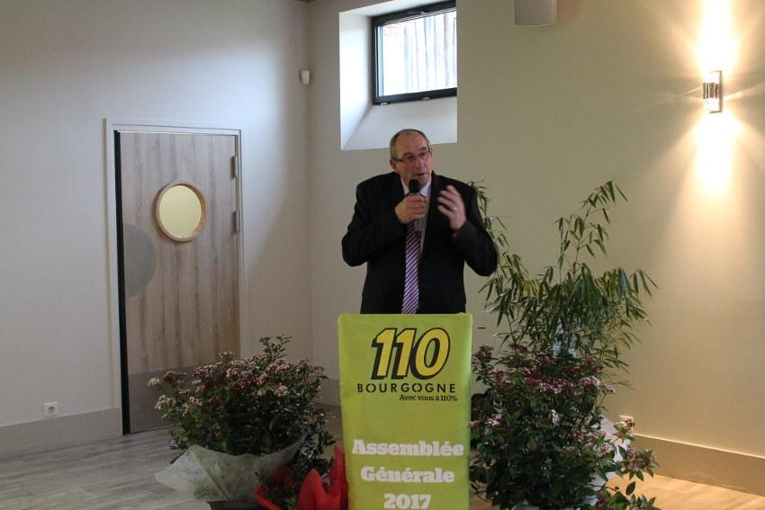 110 BOURGOGNE adopte un plan d'économies drastique mais efficace de 2,5 millions d'euros…
