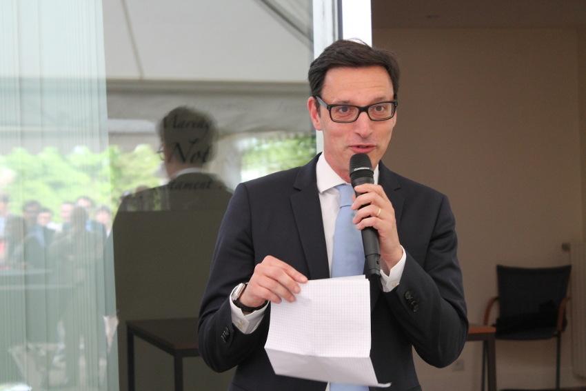 Chambre des notaires de l'Yonne : une simple formalité pour Me Laurent TOPIN…