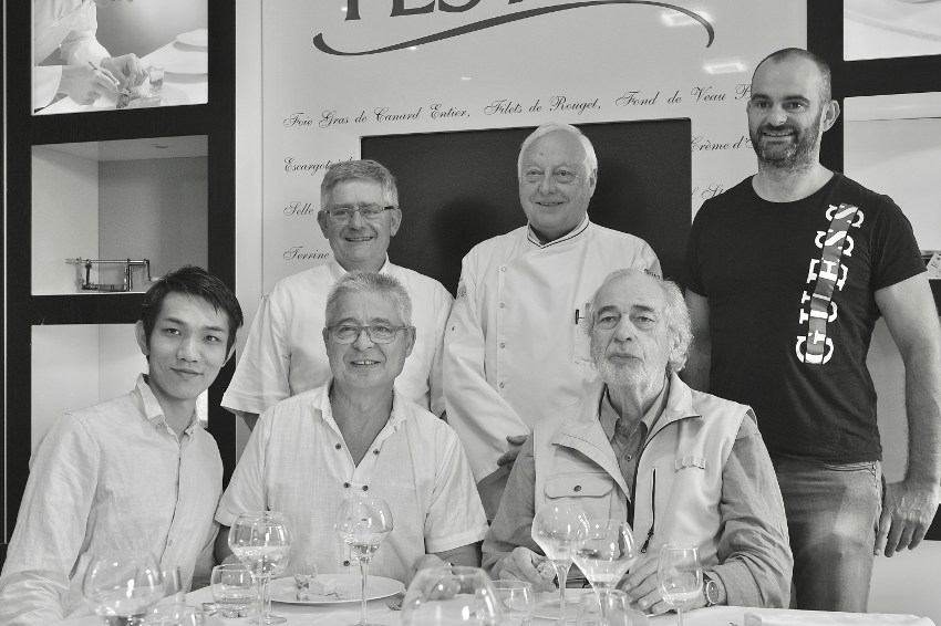 Banquet de la Saint-Vincent : un carré d'as de la gastronomie pour régaler les épicuriens !