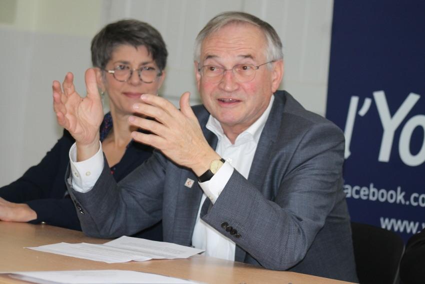 Guy BEDEL : « La Fondation du Patrimoine œuvre au développement de l'économie locale… »