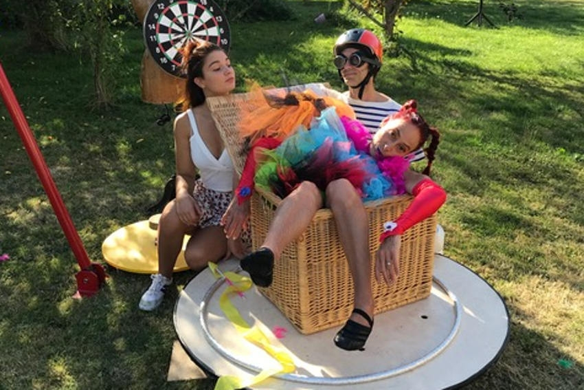 Les Acrobates Amoureux dévoilent leur nouveau spectacle de cirque « Range ta tête ! » : pour ne pas perdre le fil ?