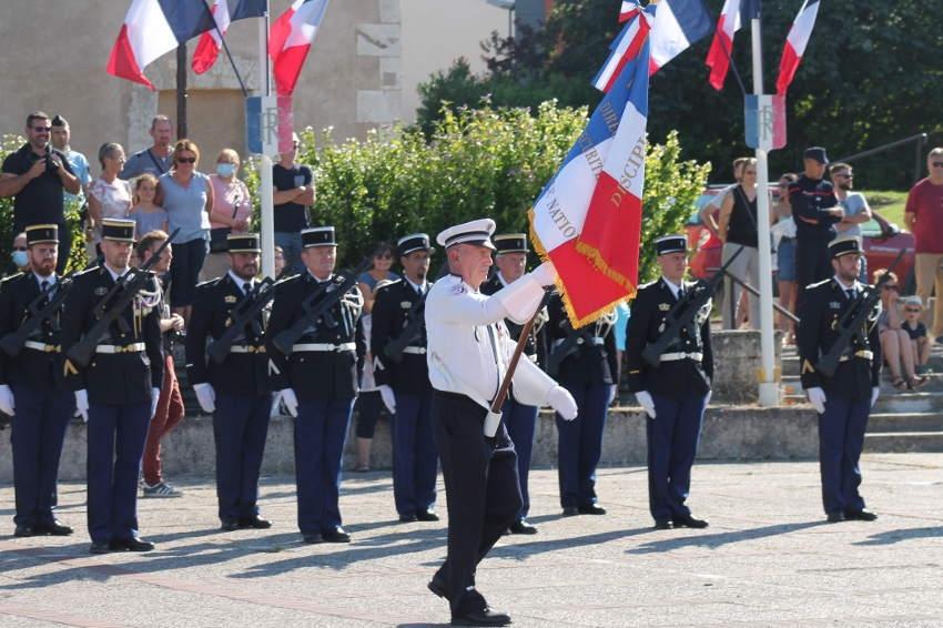 Le 14 juillet se commémore à Auxerre : l'exemplarité et les valeurs républicaines en guise de références…