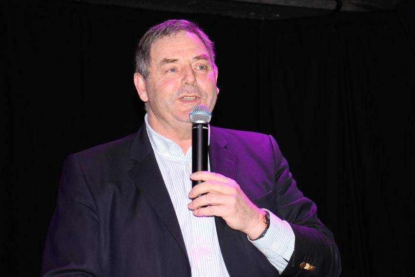 Il s'adresse aux adhérents de la CPME : la sécurité est la priorité absolue pour Olivier TRICON