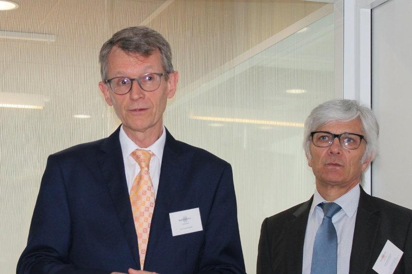 Banque de France : Jean-Claude BOUEROUX fait ses adieux à la direction départementale de l'Yonne…