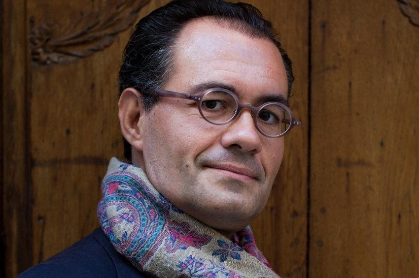 Un féru d'histoire présidera la 12ème édition de Livres en Vignes : le romancier Camille PASCAL