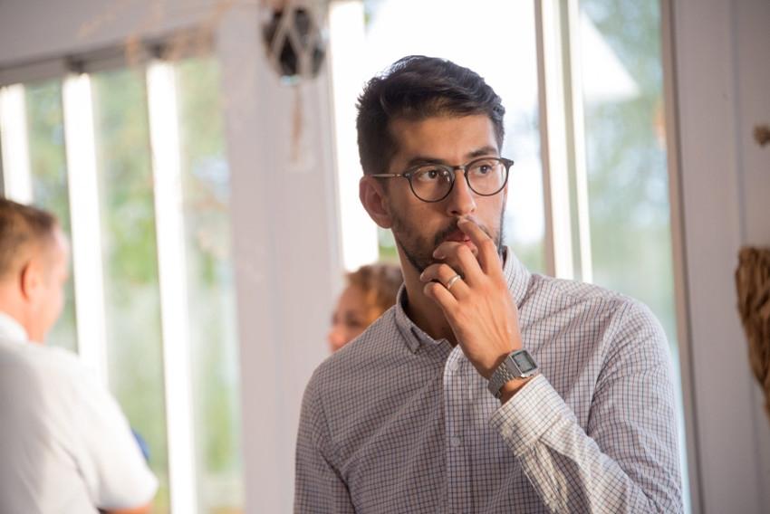 Le créateur de « BENNYSHAKER » Faysal OUAZARF renforce le staff de BGE dans l'Yonne