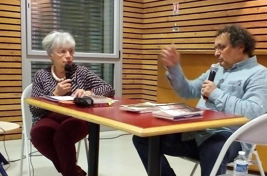 La Caravane de la Francophonie fait étape à Auxerre : Ahmed KALOUAZ, le souffle des mots justes…