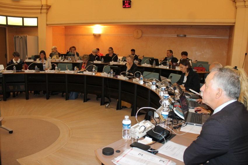 L'électronique en précieux auxiliaire du Conseil départemental pour le vote du budget….