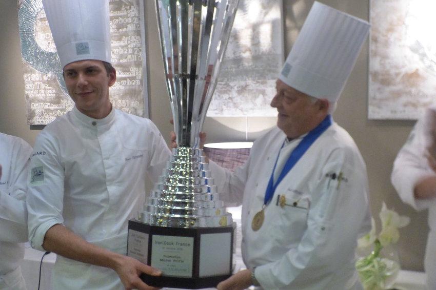 « IRON COOK France 2018 » : le CIFA de l'Yonne lance un défi culinaire insolite aux jeunes talents de la gastronomie…