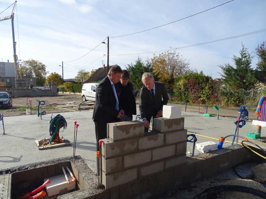 La Résidence LAMBARENE élargira l'offre de logements de l'Office Auxerrois de l'Habitat sur la Rive droite…