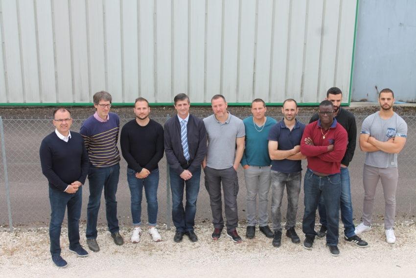 Huit entrepreneurs du bâtiment entament le REAB, un cursus diplômant sous l'égide de la CAPEB…