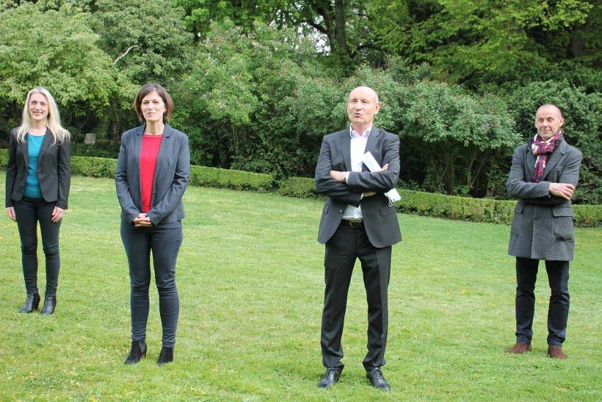 Pascal HENRIAT espère renouveler son bail à l'assemblée départementale : entre expérience et rajeunissement