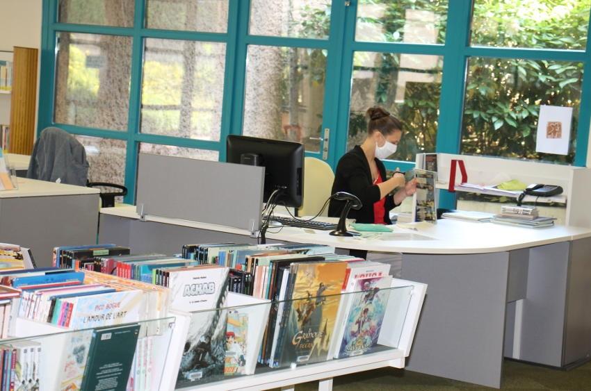 Création d'un nouveau service : les bibliothèques d'Auxerre se mettent à la page du numérique…