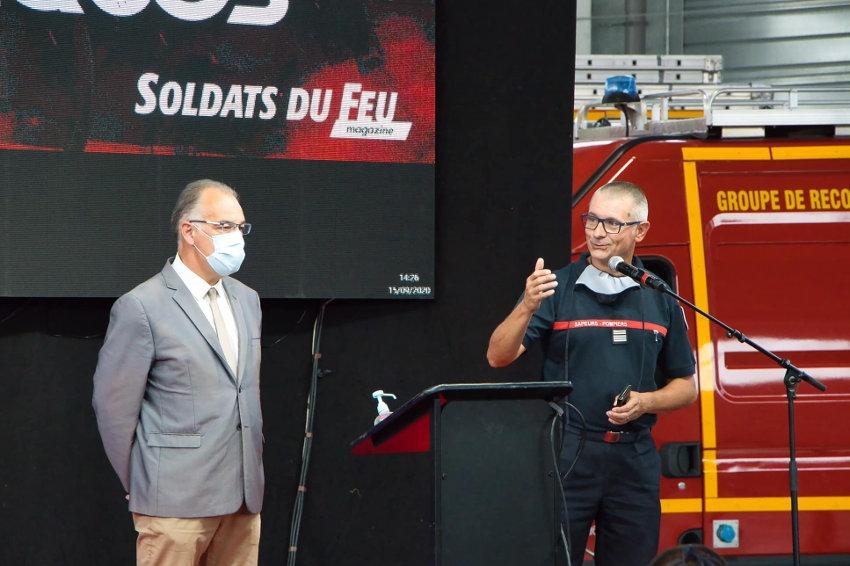 Les 17ème Journées thématiques des sapeurs-pompiers s'ouvrent ce mardi : Auxerre capitale des SDIS de France !