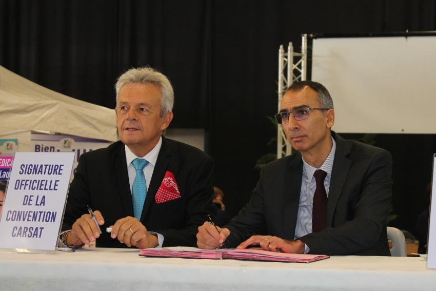 Le Schéma départemental de l'autonomie est lancé : Patrick GENDRAUD n'est pas seul à le promouvoir…