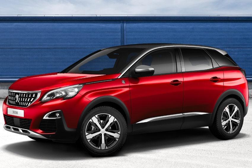 Un SUV à la pointe de l'actualité : le Peugeot 3008 caracole toujours dans le peloton de tête !