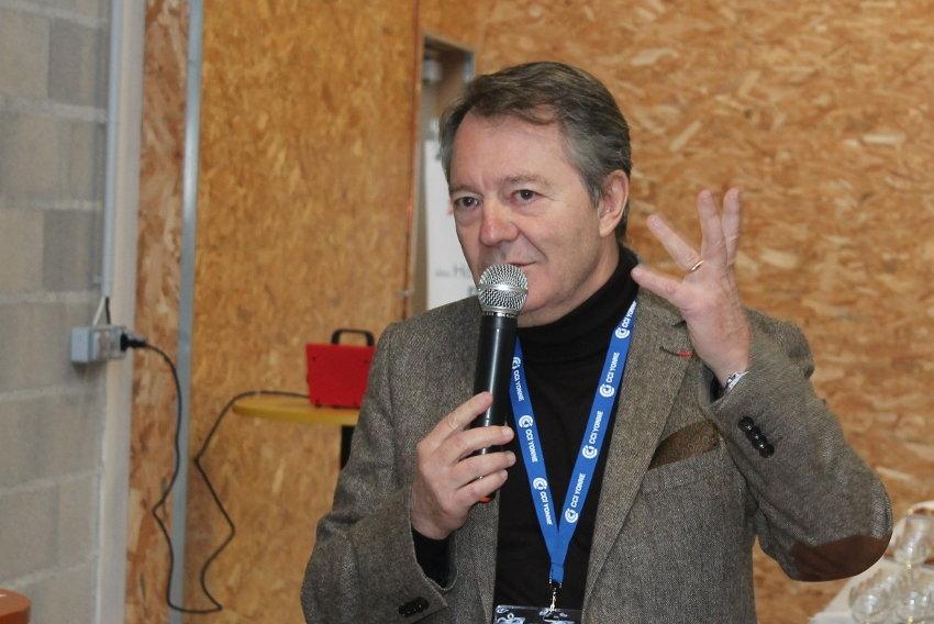 Alain PEREZ (CCI) : la Chambre économique de l'Yonne ne doit plus user de discrétion…