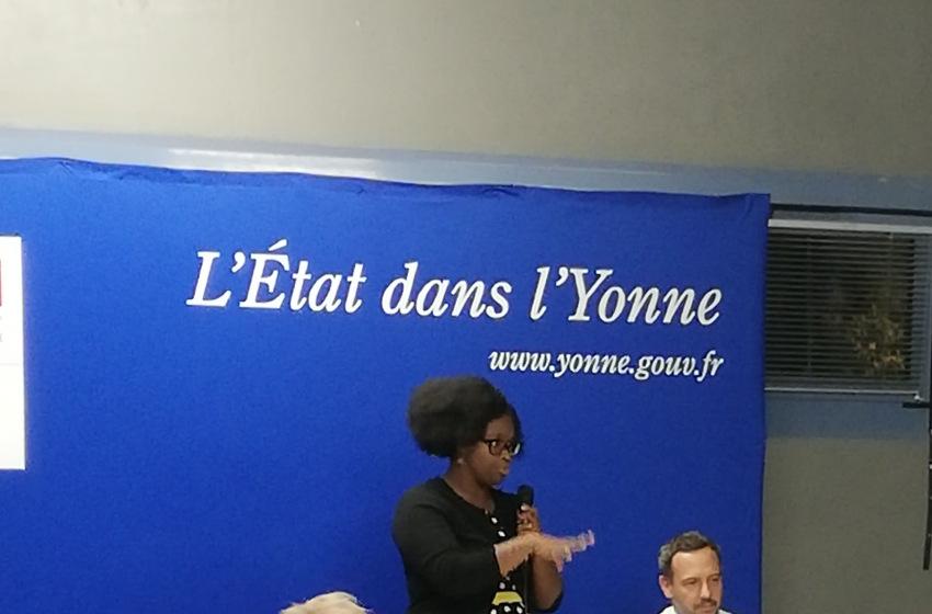 La réforme des retraites s'invite à Auxerre : Sibeth NDIAYE en détaille les grands principes…
