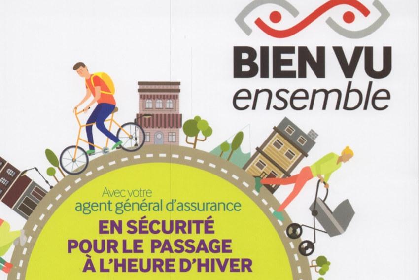 La fédération nationale des agents généraux d'assurance, AGEA, lance l'opération « Bien vu ensemble »…