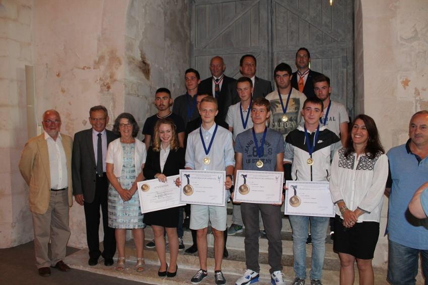 Meilleurs apprentis de France : l'édition 2017 récompense 26 jeunes talents dans l'Yonne