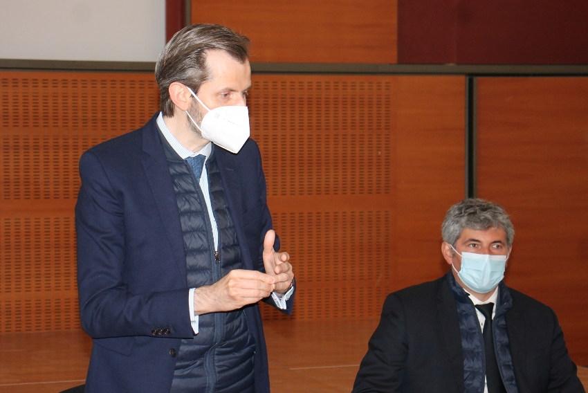 Déviation sud d'Auxerre : Guillaume LARRIVE (LR) dénonce le jeu de poker menteur autour du financement