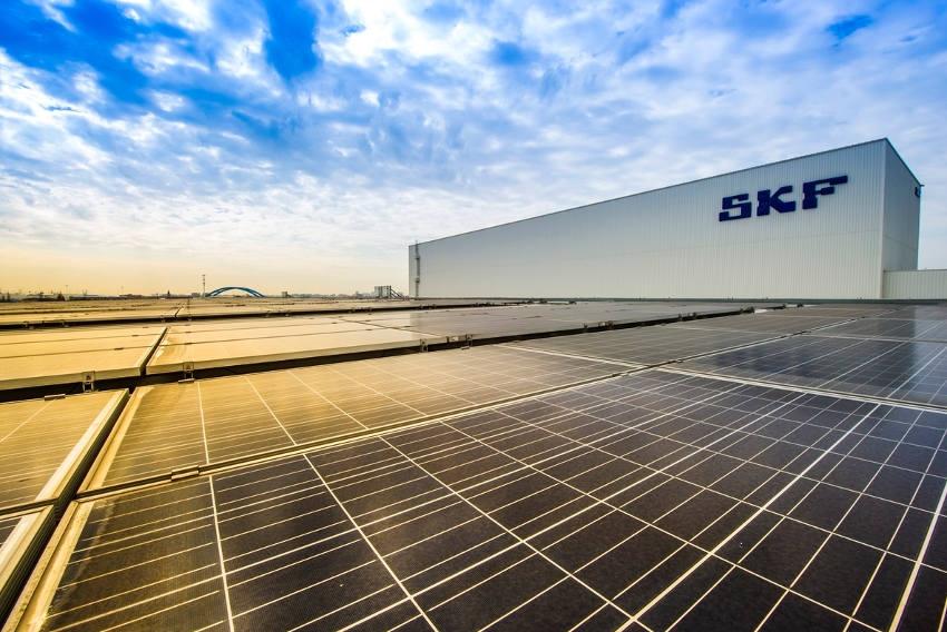 SKF veut obtenir sa neutralité carbone d'ici 2030 : un défi réalisable pour l'industriel suédois
