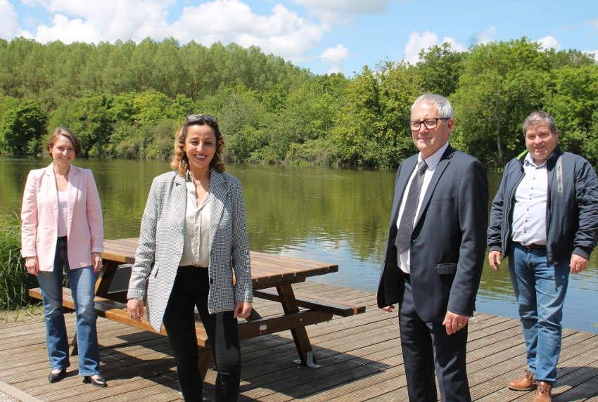 Malika OUNES/Patrick PICARD sur la droite ligne de Robert BIDEAU : un ticket fibré aux attentes sociétales d'Auxerre 2