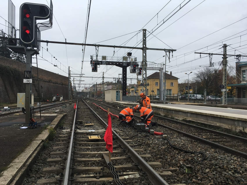 Transport : l'Etat s'engage à achever la ligne grande vitesse Rhin-Rhône d'ici 2028…