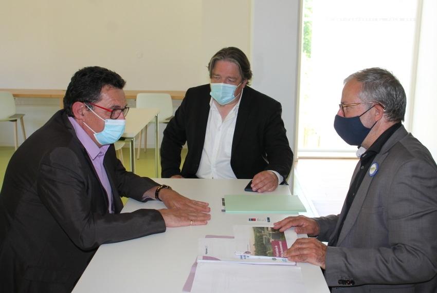La filière industrielle s'invite dans les régionales : Denis THURIOT décortique les potentialités de notre territoire