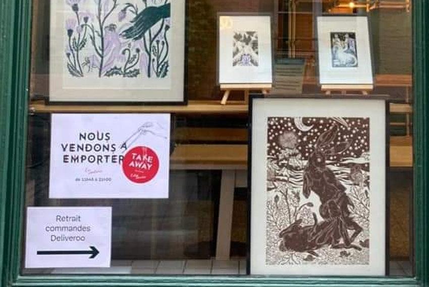 « Restau'Art » débute ce 01er avril à Joigny : quand les artistes font recette au profit d'une cause solidaire…