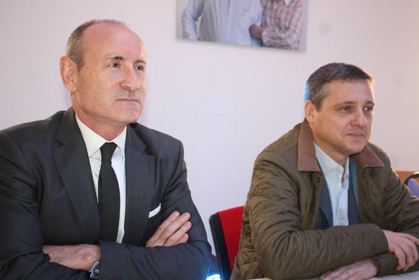 Le MoDem Pascal HENRIAT rejoint le centre droit Crescent MARAULT : des retrouvailles sous le signe de la logique…
