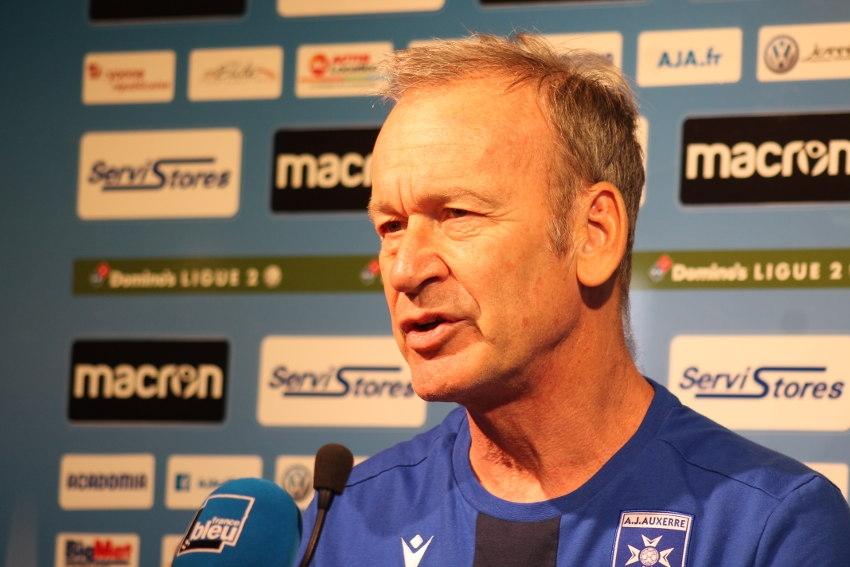 Et si l'AJ Auxerre domptait le leader de Ligue 2 en Auvergne ?